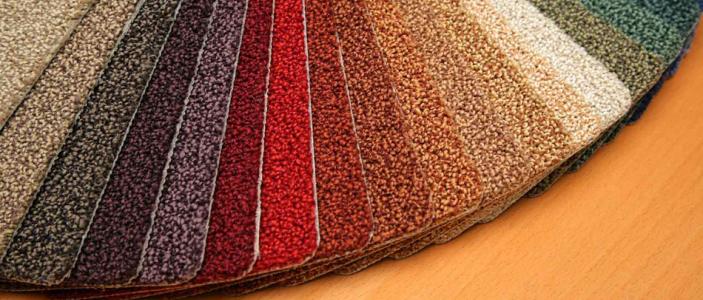 Типы ковровых изделий: материалы